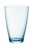 BORMIOLI ZENO BLUE HI BALL GLASS 430ml