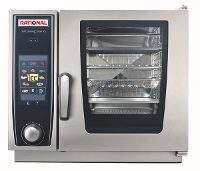 RATIONAL 5 SENSES SELF-COOKING CENTRE, 6 TRAY COMPACT